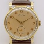 นาฬิกาเก่า HAMILTON ไขลานสองเข็มครึ่ง