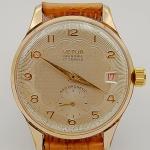 นาฬิกาเก่า VETUR ไขลานสองเข็มครึ่ง