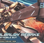 HGBD 1/144 GALBALDY REBAKE
