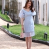 Dress ชุดนี้ สวยลงตัว ใส่ออกมาหุ่นเพรียวเว่อร์