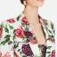 เสื้อคลุมลายดอกไม้ BRAND GUCGI thumbnail 2