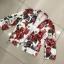 เสื้อคลุมลายดอกไม้ BRAND GUCGI thumbnail 7