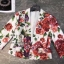 เสื้อคลุมลายดอกไม้ BRAND GUCGI thumbnail 1
