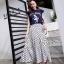 เสื้อยืดสกรีนลาย pretty madonna แมทกับกระโปรง thumbnail 4