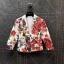 เสื้อคลุมลายดอกไม้ BRAND GUCGI thumbnail 5