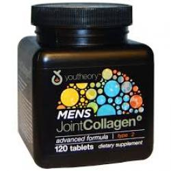Youtheory™ Men's Joint Collagen Advanced Formula / 120 Tablets