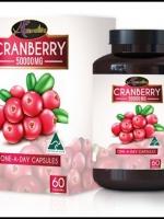 ออสเวลล์ไลฟ์ แครนเบอร์รี่ 50000 มก. Auswelllife Cranberry