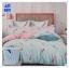 ผ้าปูที่นอนสไตล์โมเดิร์น เกรด A ขนาด 3.5 ฟุต(3 ชิ้น)[AS-356] thumbnail 1