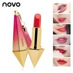 NOVO diamond lipstick โนโว ลิปเพชร - charm for you ขายส่งเครื่องสำอาง ขายส่งอาหารเสริม ขายส่งสินค้ากระแสความงาม ของแท้ ปลีก-ส่ง