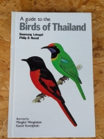 A Guide to the Birds of Thailand by Boonsong Lekagul (Author), Philip D. Round
