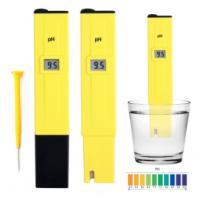 2) อุปกรณ์วัดค่ากรดด่าง pH ในน้ำ