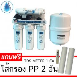 เครื่องกรองน้ำ RO Unipure (กระบอกทึบ)