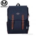 กระเป๋าเป้แฟชั่น กระเป๋าสะพายหลัง กระเป๋าใส่โน๊ตบุ๊ค Backpack No.0226 - D.Blue