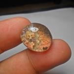 แก้วปวก ห้าสี น้ำใส A ++ สวยงาม ขนาด2x1.7cm ทำ แหวน จี้ สวยๆ
