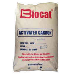 สารกรอง CARBON BIOCAT 600