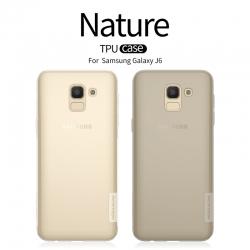เคสมือถือ Samsung Galaxy J6 รุ่น Nature TPU Case