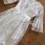 เดรสยาวผ้าลูกไม้สีขาวสไตล์เจ้าหญิง thumbnail 10
