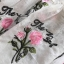เดรสผ้าคอตตอนสีขาวปักลายดอกไม้ thumbnail 12