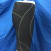 กางเกงปั่นจักรยาน ขาสั้น เป้าเจล 5D size M แถบเทา