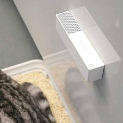 PetKit Pura Air Smart Ordor Eliminator เครื่องดับกลิ่นอัตโนมัติตัวช่วยอีกแรงเพื่อช่วยคืนกลิ่นสดชื่นให้บ้านเรา *ส่งฟรี*