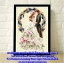 แจกันดอกไม้ ภาพติดเพชร ครอสติชคริสตรัล โมเสก Diamond painting thumbnail 16