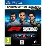 PS4- F1 2018 Headline Edition