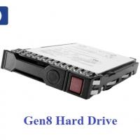 HP Gen8 SAS Hot Plug SmartDrive