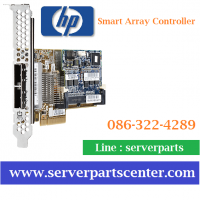HP Storage Controllers SAS Controllers For DL360p Gen8