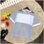 เสื้อซีทรูลายสก็อต งานoversize ใส่เปนมินิเดรสได้ thumbnail 15