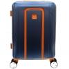 กระเป๋าเดินทาง รหัส 5509 สีน้ำเงิน ขนาด 24 นิ้ว