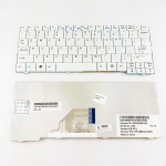 KEYBOARD ACER ASPIRE ONE สีขาว