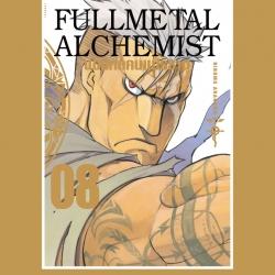 [Special Deal] FULLMETAL ALCHEMIST แขนกลคนแปรธาตุ เล่ม 8 (รวมค่าจัดส่ง)