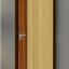 ประตู Leo iDoor Series1 LW-12-White Teak-Brazilian Teak(ภายใน) 3.4*80*200 เมตร thumbnail 1