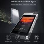 Cayin N5iiS สุดยอด DAP พกพาระบบ Android รองรับ lossless DSD
