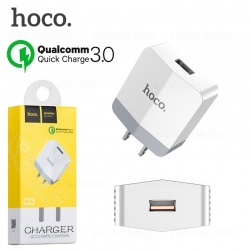 Hoco C13 Adapter QC3.0 Quick Charge