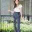 เสื้อผ้าเกาหลี พร้อมส่ง เซ็ท 2 ชิ้น เสื้อยืด+กางเกง thumbnail 7