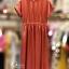 เดรสเกาหลี พร้อมส่ง Dress ผ้าซาติน thumbnail 15