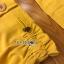 เสื้อผ้าเกาหลี พร้อมส่ง เสื้อคร็อปสั้นและกระโปรงสีเหลือง thumbnail 17