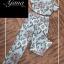 เสื้อผ้าเกาหลี พร้อมส่ง ชุดเซตขายาว thumbnail 4