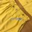 เสื้อผ้าเกาหลี พร้อมส่ง เสื้อคร็อปสั้นและกระโปรงสีเหลือง thumbnail 16