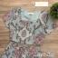 เสื้อผ้าเกาหลี พร้อมส่ง เซ็ท 2 ชิ้น เสื้อ+กางเกง thumbnail 15