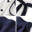 เสื้อผ้าเกาหลี พร้อมส่ง งานเซตเสื้อ+กางเกงขาสั้น thumbnail 6