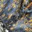 เสื้อผ้าเกาหลี พร้อมส่ง จัมป์สูท ผ้าพลีตสีน้ำเงิน thumbnail 20