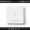 [Pre] Seventeen : 5th Mini Album - YOU MAKE MY DAY (Follow Ver.) +Poster